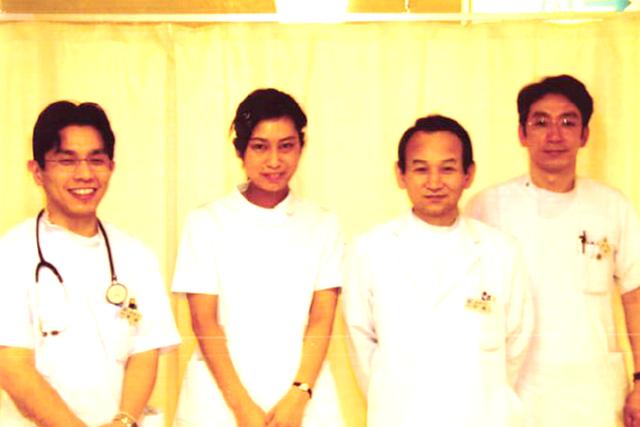 勤務医時代